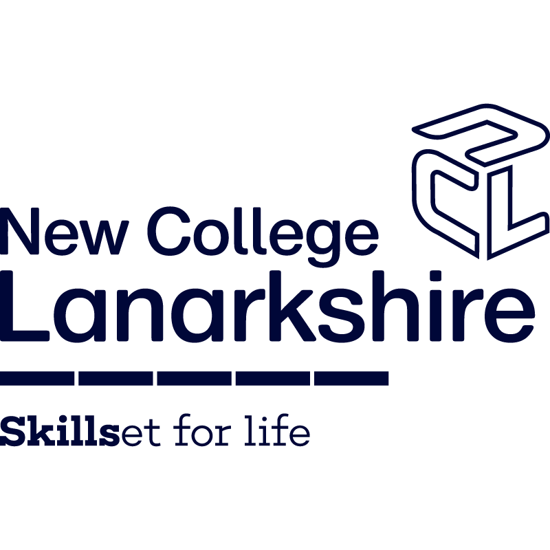 New College Lanarkshire logo