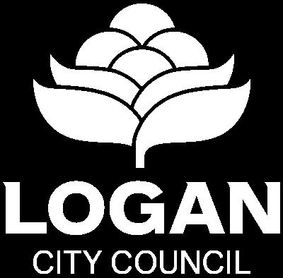 Logan city council - w logo