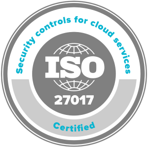 ISO 27017 Security controls for cloud services